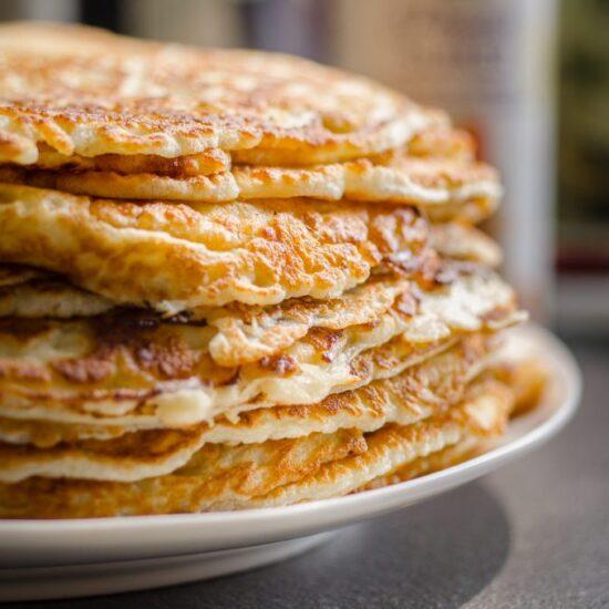 Less Waste, More Pancakes!