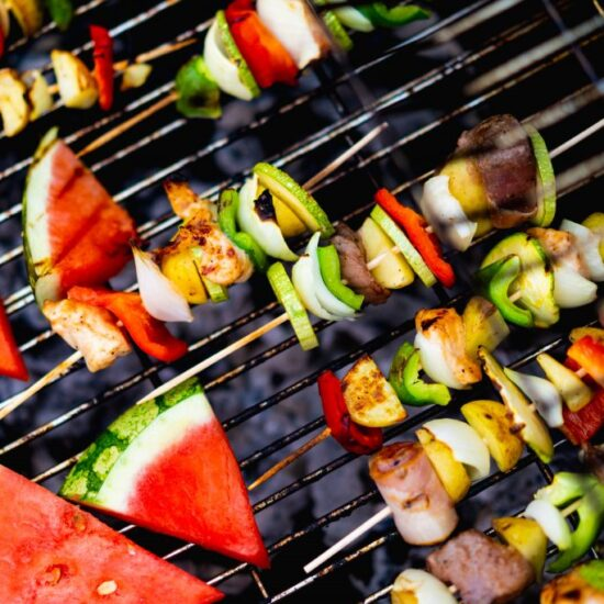 BBQ without food waste